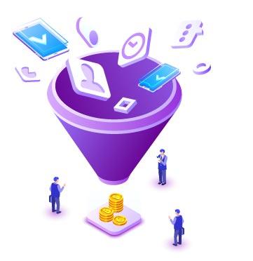 قیف فروش(Sales Funnel)