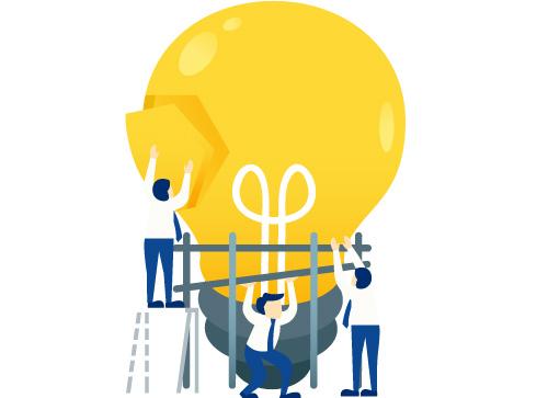 خلاقیت و ایده پردازی در راه اندازی کسب و کار آنلاین